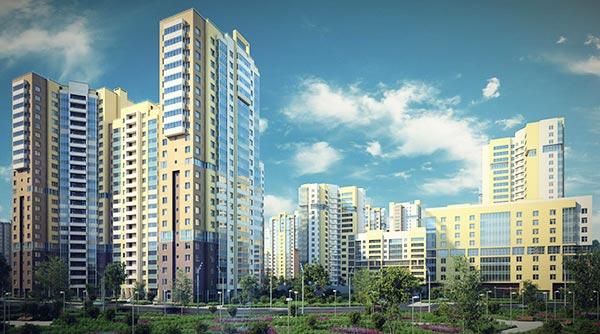 жилищный комплекс Триумф Парк