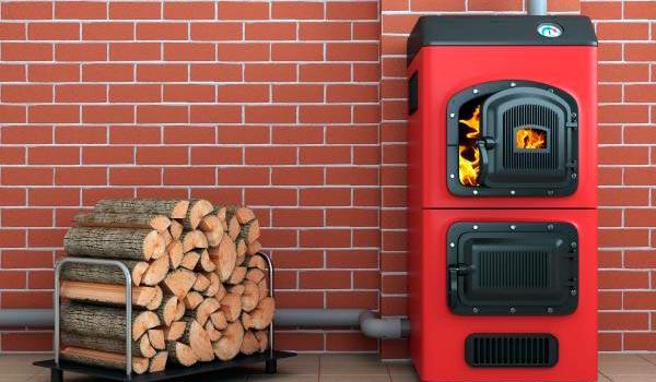 дровяное отопление, дровяная печь