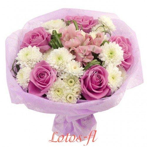 букет цветов с доставкой в Солнечногорске